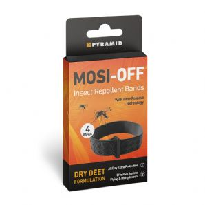 Mosi-Off - Insect Repellent Wrist And Ankle Bands